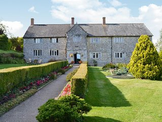 4 bedroom accommodation in Combe Raleigh, near Honiton