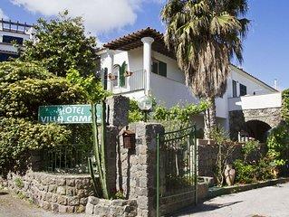 Villa Mediterranea in centro