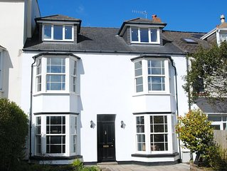 WESTWARD HO!ME   5 Bedrooms   Gorgeous period home   Idyllic location   Beach