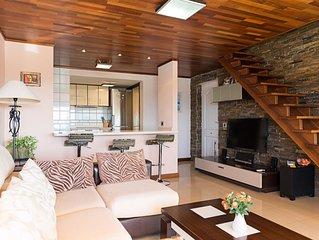 Apartamento lujo, con todas las comodidades de una vivienda habitual