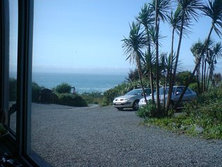 10 mins on foot to beach. Short drive to golf, surf and riding. Pool access