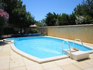 Maison avec piscine privée