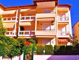 Appartement a Litochoro  a Mont Olympe habitation des Dieux
