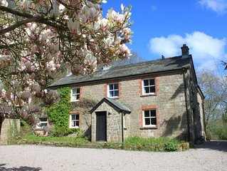 Church Hill Farm beautiful property in the Lower Wye Valley set in 63 acres