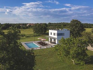 Villa Mauri, in Medulin, with a Pool