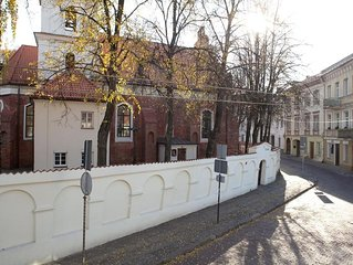 Exlusive old town herritage appartment