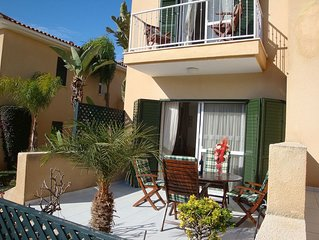 Two bedroom Town house with Wi Fi access and large pool