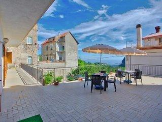 Casa vacanza-L'Oasi di Cilea