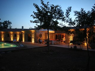 Magnifique Maison d'architecte de 300m2 au coeur de la Provence