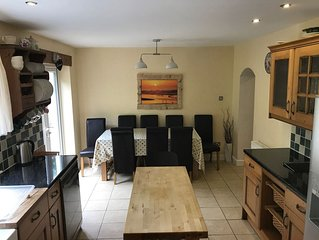 Woolacombe / Mortehoe holiday home for rent in Woolacombe/ Mortehoe sleeps 10