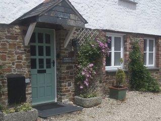 Luxury Cornish Character Cottage