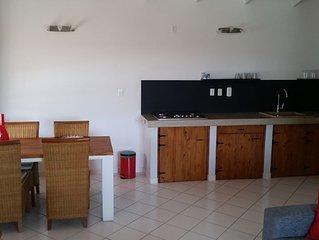 Modern 2 - persoons appartement in de veilige wijk 'Bottelier'