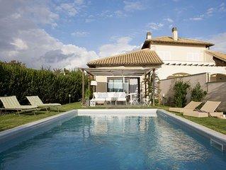 Villa a Marina Velca con 3 camere da letto e 6 posti letto