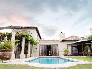 Villa Donkerkloof- Cape Winelands (Paarl)