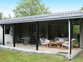 Peaceful Holiday Home in Jutland with Terrace