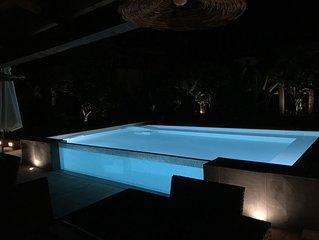 Villa Sea Sicily con piscina privata a pochi passi dalla spiaggia, Sicilia