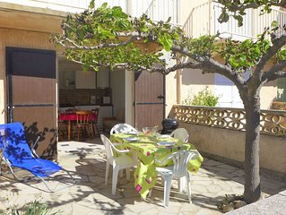 Nice apartment for 4 guests with WIFI, TV and pets allowed