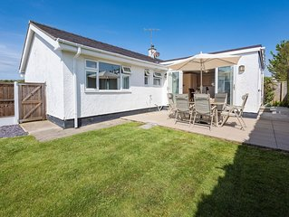 Spacious modern detached bungalow desirably located in a quiet residential area