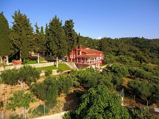 grECOrama - Holiday Villa in Western Greece