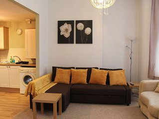 Manor Road Ground Floor Private Apartment Business and Leisure Travel