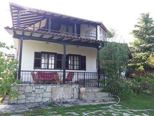 The Olympus Villa Mare
