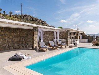 Villa Cantounia in Mykonos