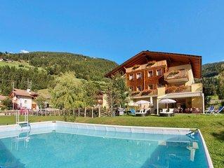 Apartment Residenz Theistadl  in St. Walburg, South Tyrol / Alto Adige - 4 pers