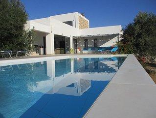 Antimachia: Villa avec piscine privee