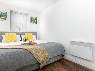 KVM - City Apartment 1 - Spacious 2 Bedroom