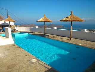 Villa Ardenne - 3 bedrooms, private swimming pool with beautiful sea views