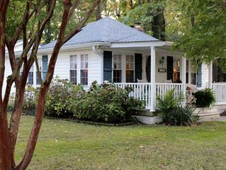 Cute & Roomy Cottage: Per Diem Accepted