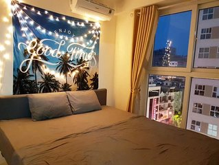 Je'Taime homestay is an luxury apartment at the center Halong bay