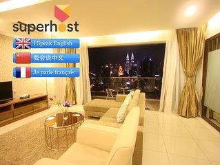 Breathtaking View Apartment Kuala Lumpur