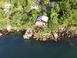 Chalé Jaguanum 2 - Ilha de Jaguanum