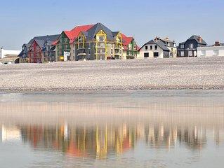 Appartement abordable pour 6 | A deux pas des plages du nord de la France