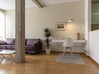 Apartamento 'Singular'  de diseño contemporáneo.