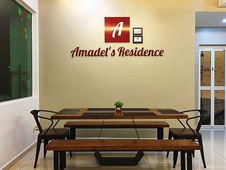 Amadel's Residence * 13