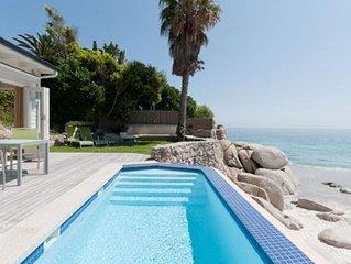 Unparalleled paradise on Third Beach Clifton Cape Town
