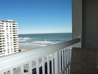 Daytona Beach Resort Ocean View 11th Floor Sleeps 6 People