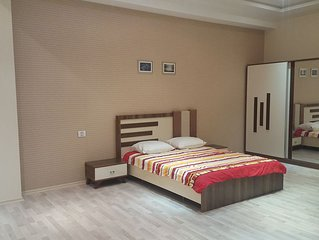 Fully Furnished New Apartment - 2 bedrooms