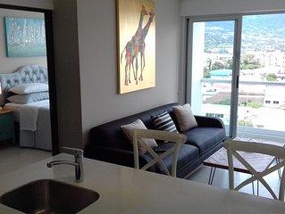 Bright and cosy brand new apartment in Rohrmoser