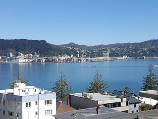 Oriental Bay Stunning Accomm for up to 15 Guests