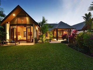 Villa 3 Niramaya, Very Private Luxury Resort Home