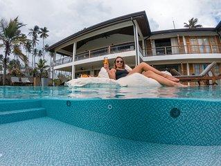 The Lookout Dikwella Sri Lanka Luxury Beachfront Villa (nr Hirikatiya)