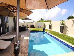 New Luxury Ocean View Property, Package Included & Heated Pool