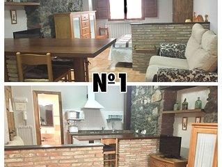 Apartamentos El Carril Estudio N01 (2 personas) Llanes-Cue