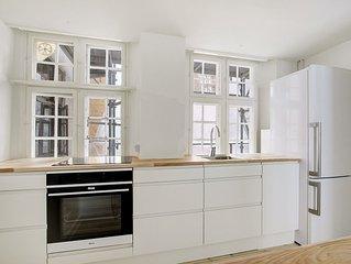 Exclusive apartment in the heart of Copenhagen City