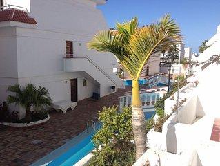 Apartment In Las Floritas, Playa De Las Americas, Tenerife