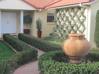 casa pizzini near the green