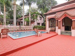 LUXURIOUS 3BHK VILLA WITH  SWIMMING POOL